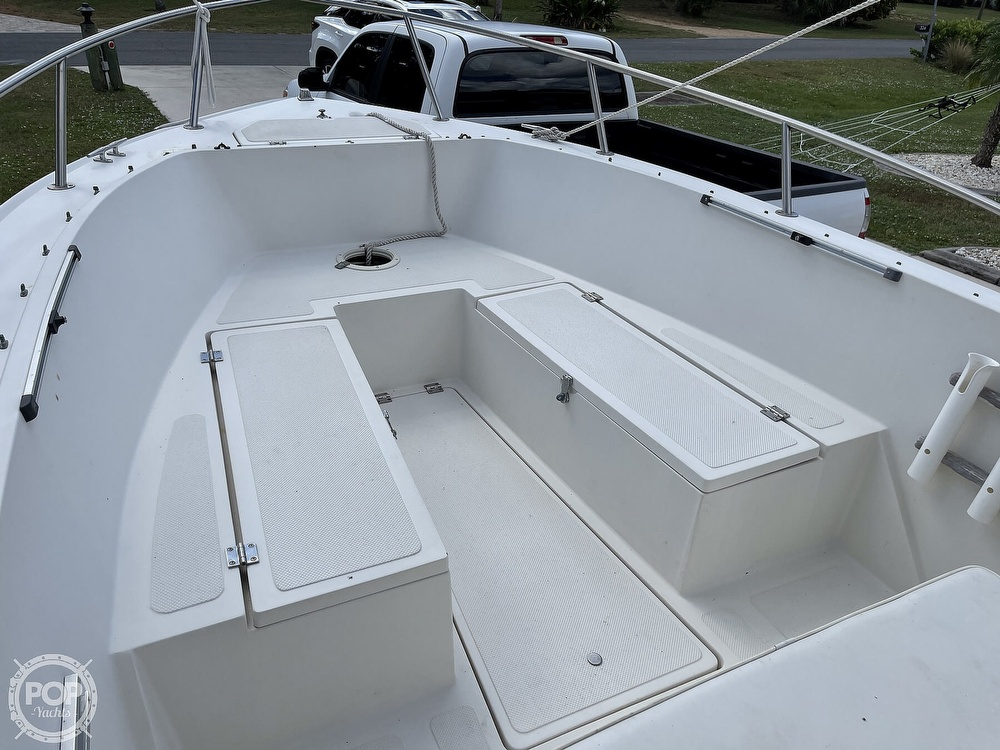 1988 Hydra-Sports boat for sale, model of the boat is 2200 CC & Image # 16 of 40