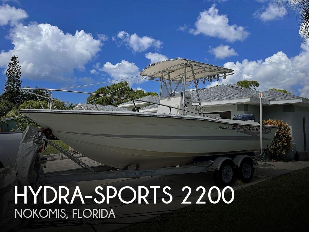 1988 Hydra-Sports 2200 CC