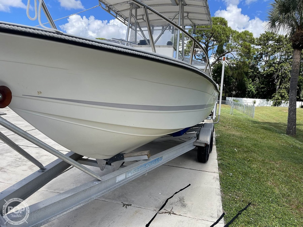 1988 Hydra-Sports boat for sale, model of the boat is 2200 CC & Image # 7 of 40