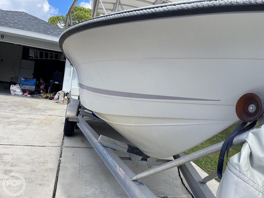 1988 Hydra-Sports boat for sale, model of the boat is 2200 CC & Image # 8 of 40