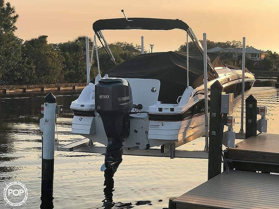 2014 Hurricane boat for sale, model of the boat is Sundeck 2400 & Image # 5 of 30