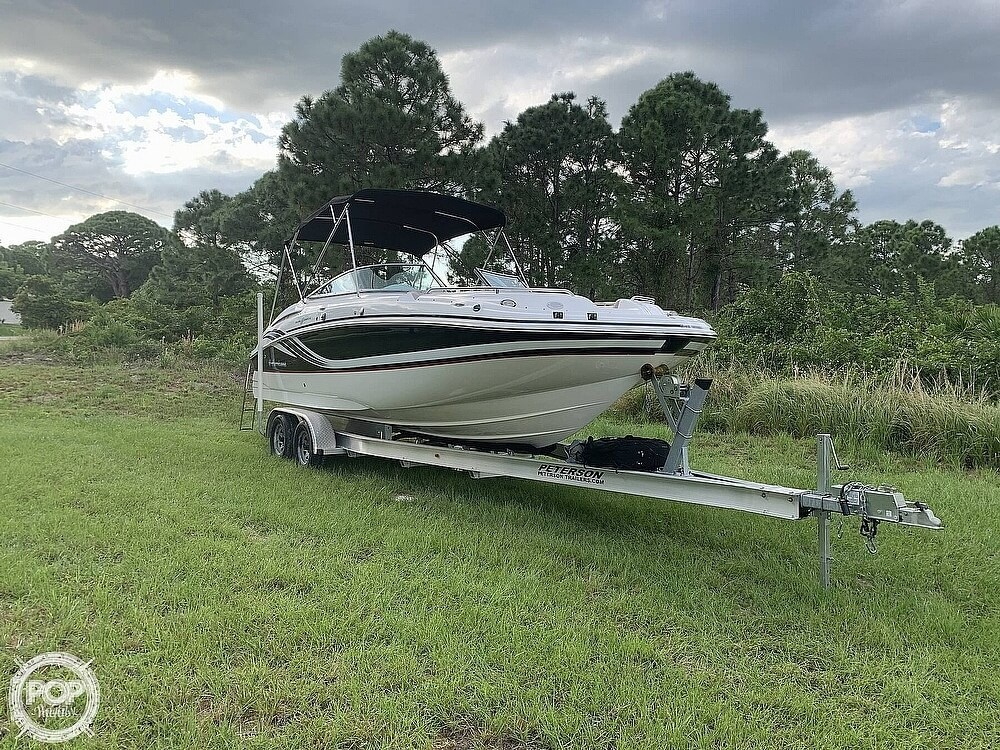 2014 Hurricane boat for sale, model of the boat is Sundeck 2400 & Image # 6 of 30