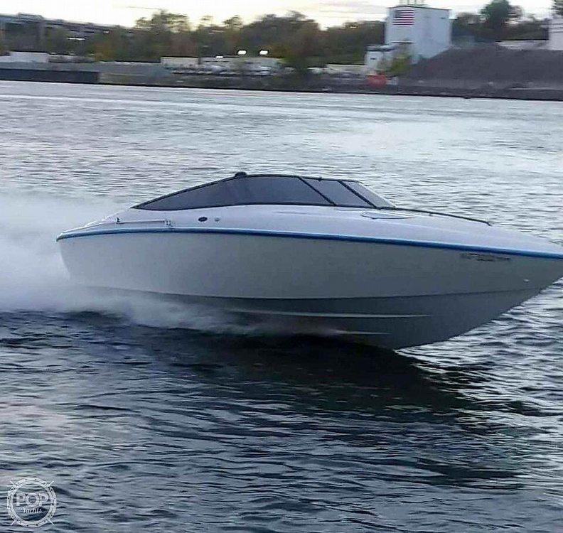 1995 Baja boat for sale, model of the boat is 240 & Image # 3 of 12