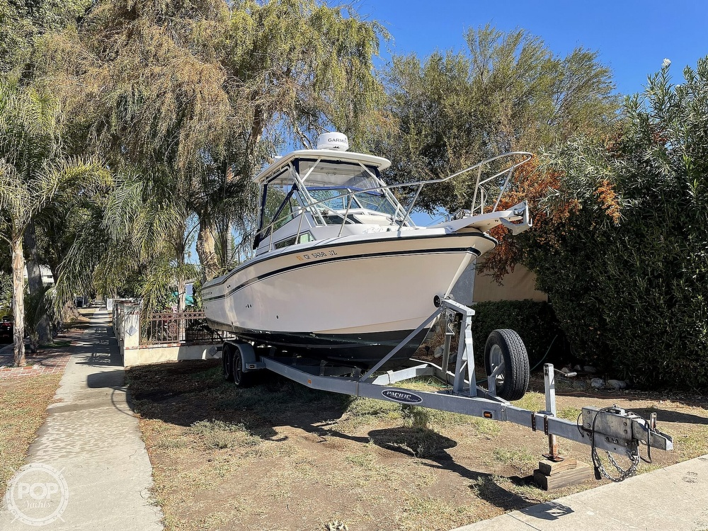 1990 Grady-White boat for sale, model of the boat is Sailfish 25 & Image # 6 of 40