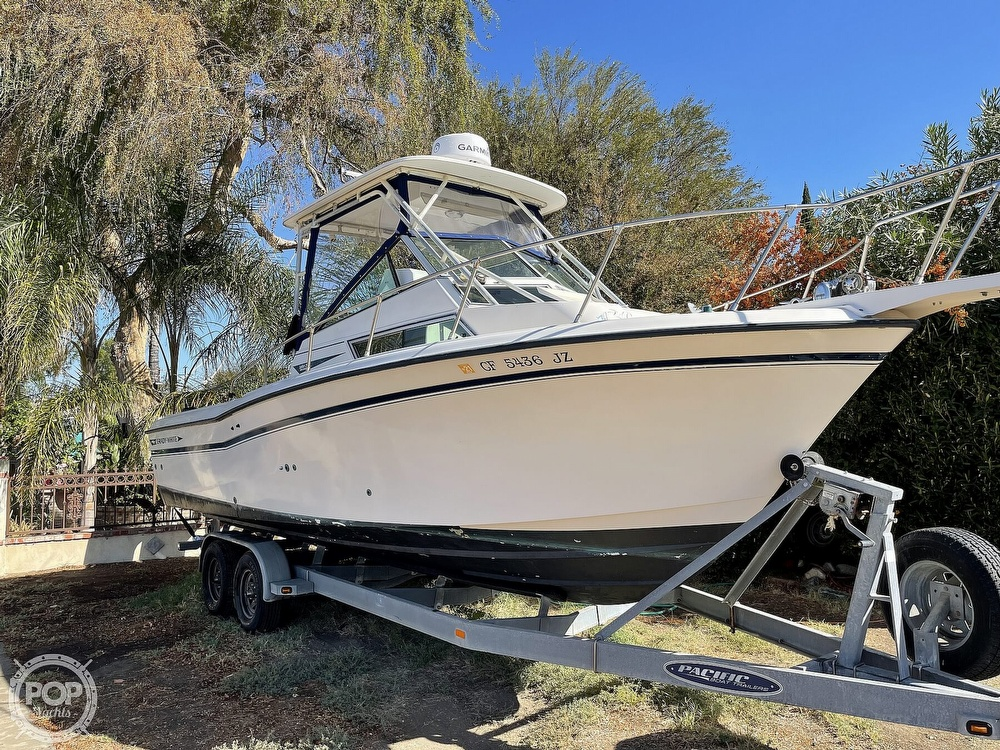 1990 Grady-White boat for sale, model of the boat is Sailfish 25 & Image # 2 of 40