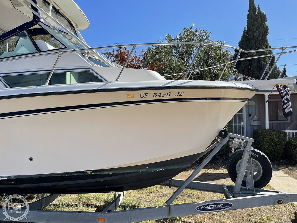 1990 Grady-White boat for sale, model of the boat is Sailfish 25 & Image # 4 of 40
