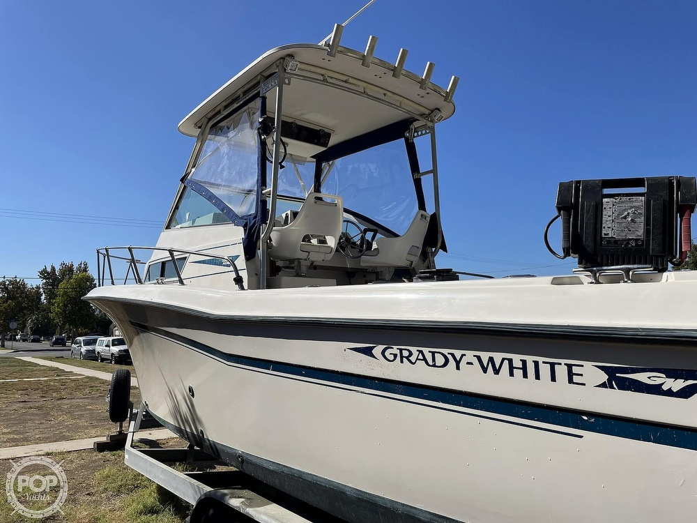 1990 Grady-White boat for sale, model of the boat is Sailfish 25 & Image # 8 of 40