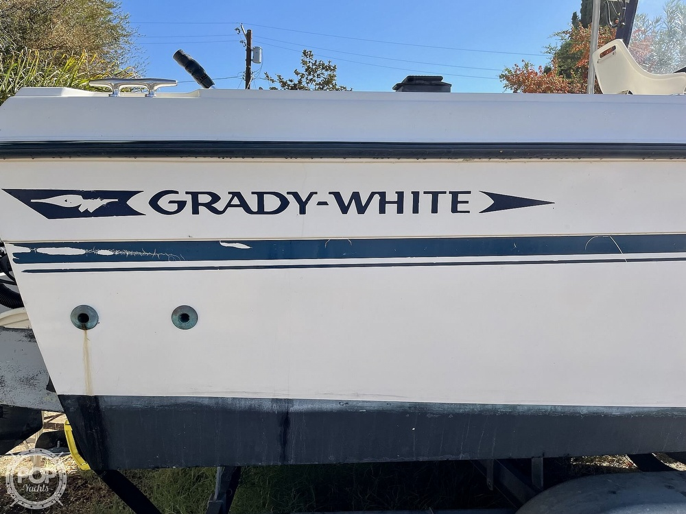 1990 Grady-White boat for sale, model of the boat is Sailfish 25 & Image # 10 of 40