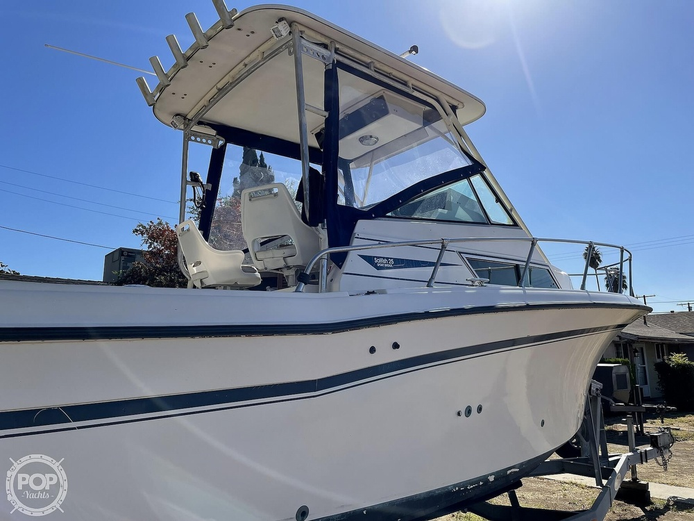 1990 Grady-White boat for sale, model of the boat is Sailfish 25 & Image # 11 of 40
