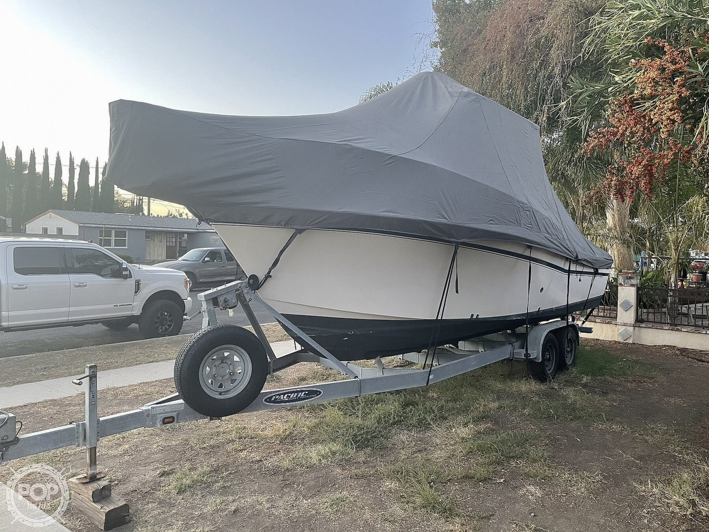 1990 Grady-White boat for sale, model of the boat is Sailfish 25 & Image # 18 of 40