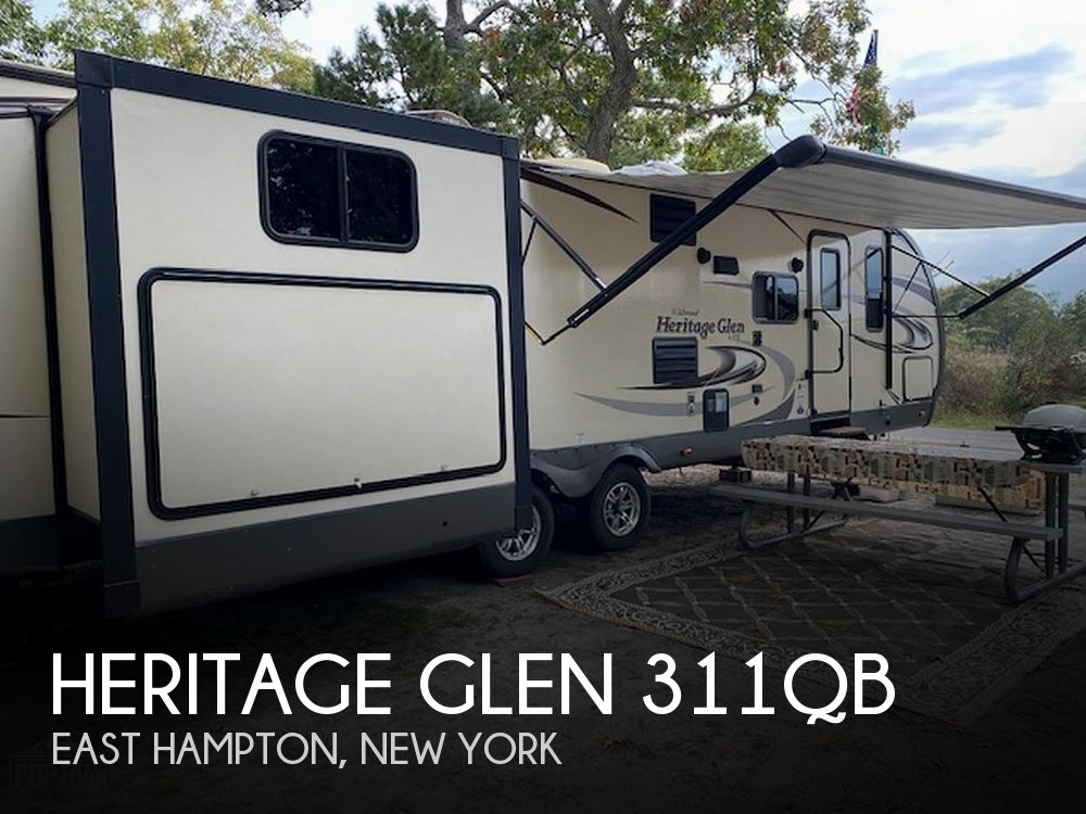 2016 Forest River Heritage Glen 38