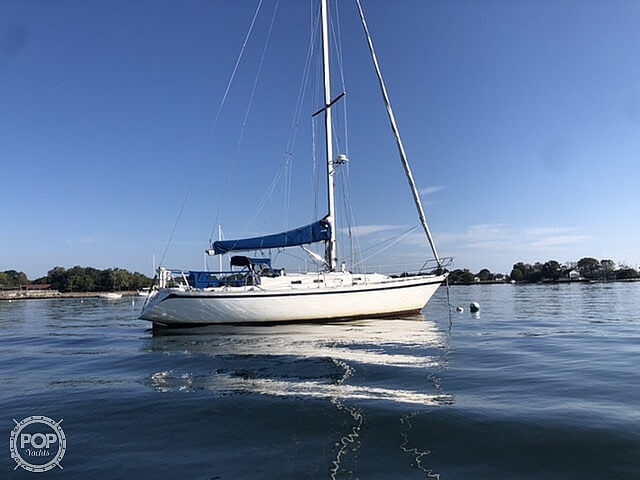 1984 Canadian Sailcraft boat for sale, model of the boat is 36 & Image # 5 of 40