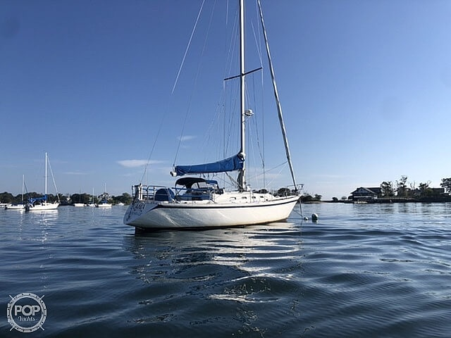1984 Canadian Sailcraft boat for sale, model of the boat is 36 & Image # 6 of 40