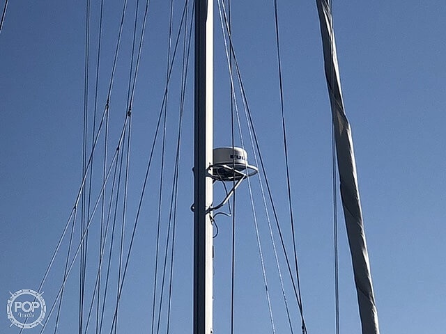 1984 Canadian Sailcraft boat for sale, model of the boat is 36 & Image # 7 of 40