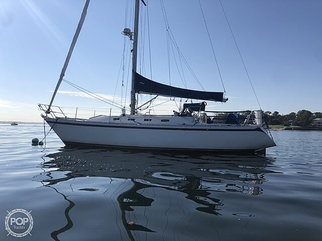 1984 Canadian Sailcraft boat for sale, model of the boat is 36 & Image # 8 of 40