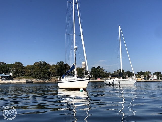 1984 Canadian Sailcraft boat for sale, model of the boat is 36 & Image # 9 of 40