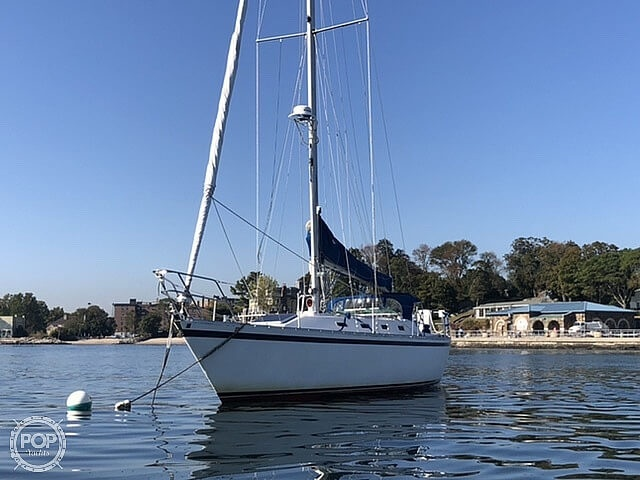 1984 Canadian Sailcraft boat for sale, model of the boat is 36 & Image # 10 of 40