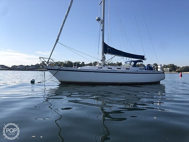 1984 Canadian Sailcraft boat for sale, model of the boat is 36 & Image # 11 of 40