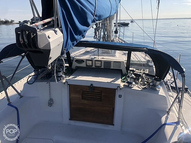 1984 Canadian Sailcraft boat for sale, model of the boat is 36 & Image # 15 of 40