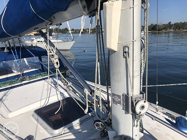 1984 Canadian Sailcraft boat for sale, model of the boat is 36 & Image # 16 of 40