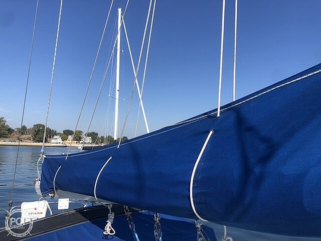 1984 Canadian Sailcraft boat for sale, model of the boat is 36 & Image # 19 of 40