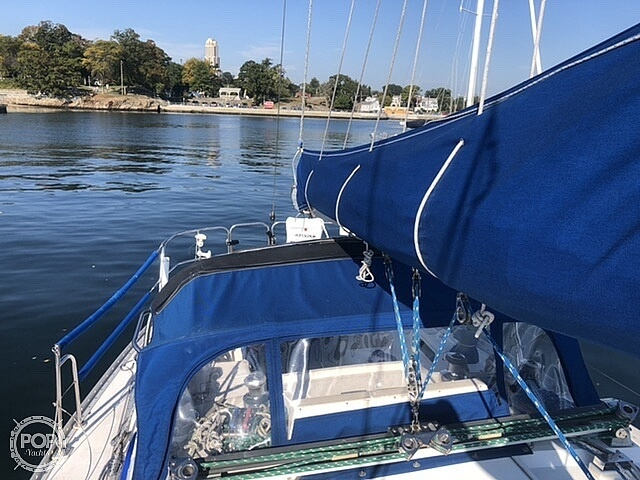 1984 Canadian Sailcraft boat for sale, model of the boat is 36 & Image # 21 of 40