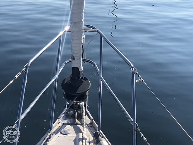 1984 Canadian Sailcraft boat for sale, model of the boat is 36 & Image # 22 of 40