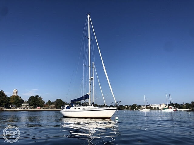 1984 Canadian Sailcraft boat for sale, model of the boat is 36 & Image # 23 of 40