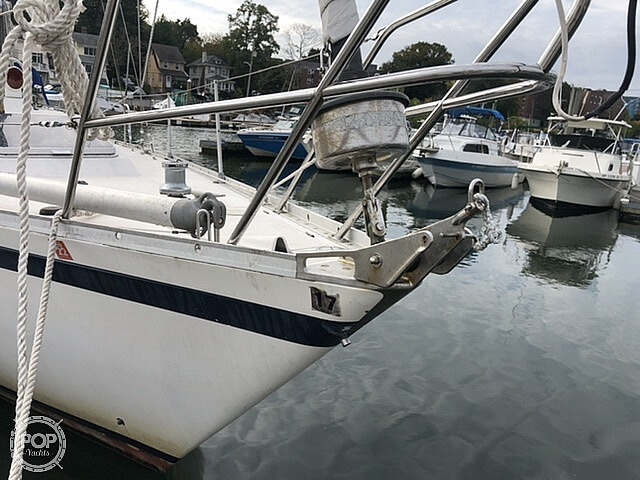 1984 Canadian Sailcraft boat for sale, model of the boat is 36 & Image # 24 of 40