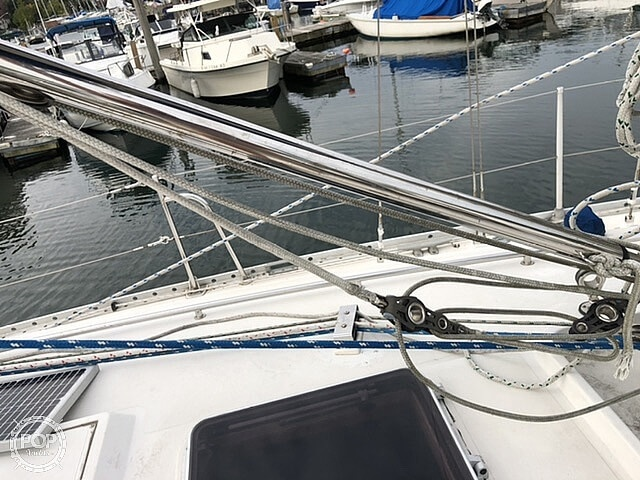 1984 Canadian Sailcraft boat for sale, model of the boat is 36 & Image # 34 of 40