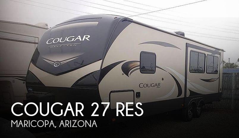 2019 Keystone Cougar 27 RES