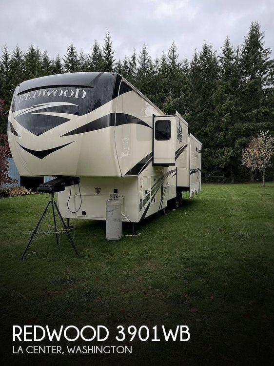 2019 Redwood RV Redwood 3901WB