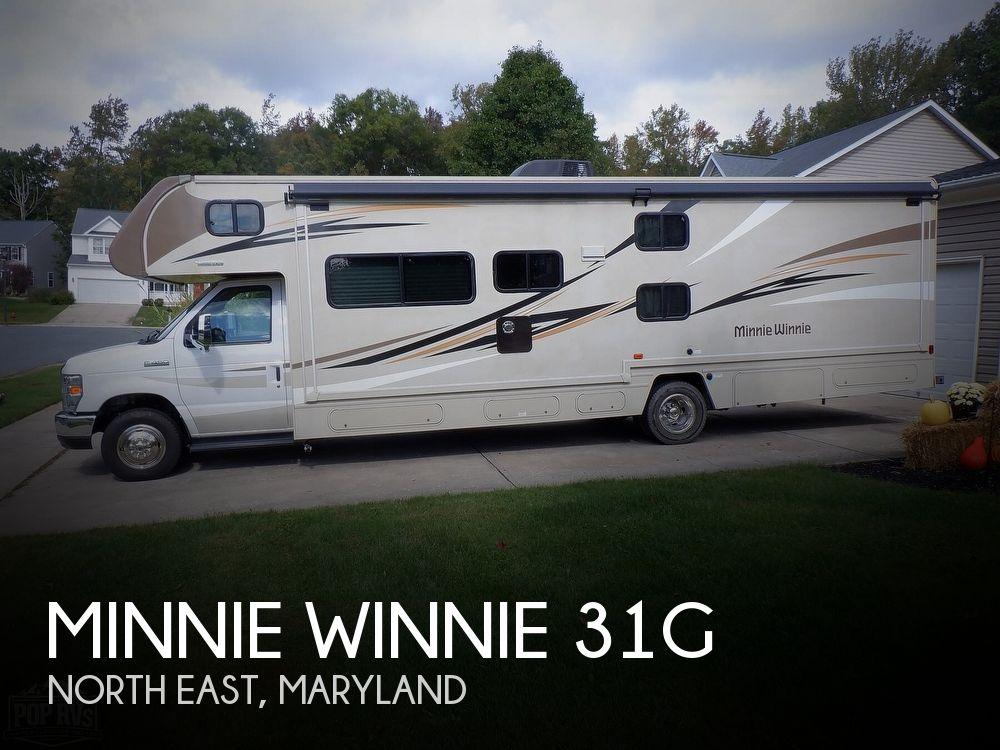 2017 Winnebago Minnie Winnie 31G