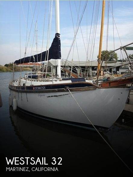 1971 Westsail boat for sale, model of the boat is 32 Double Ender & Image # 1 of 1