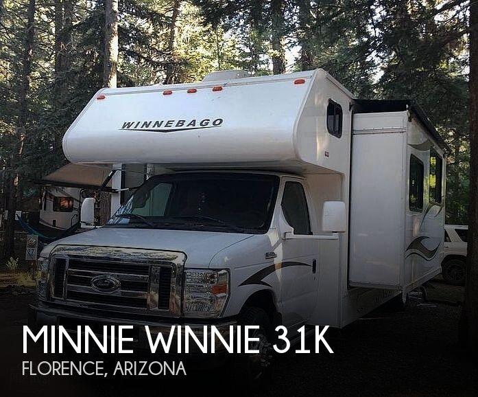 2014 Winnebago Minnie Winnie 31K
