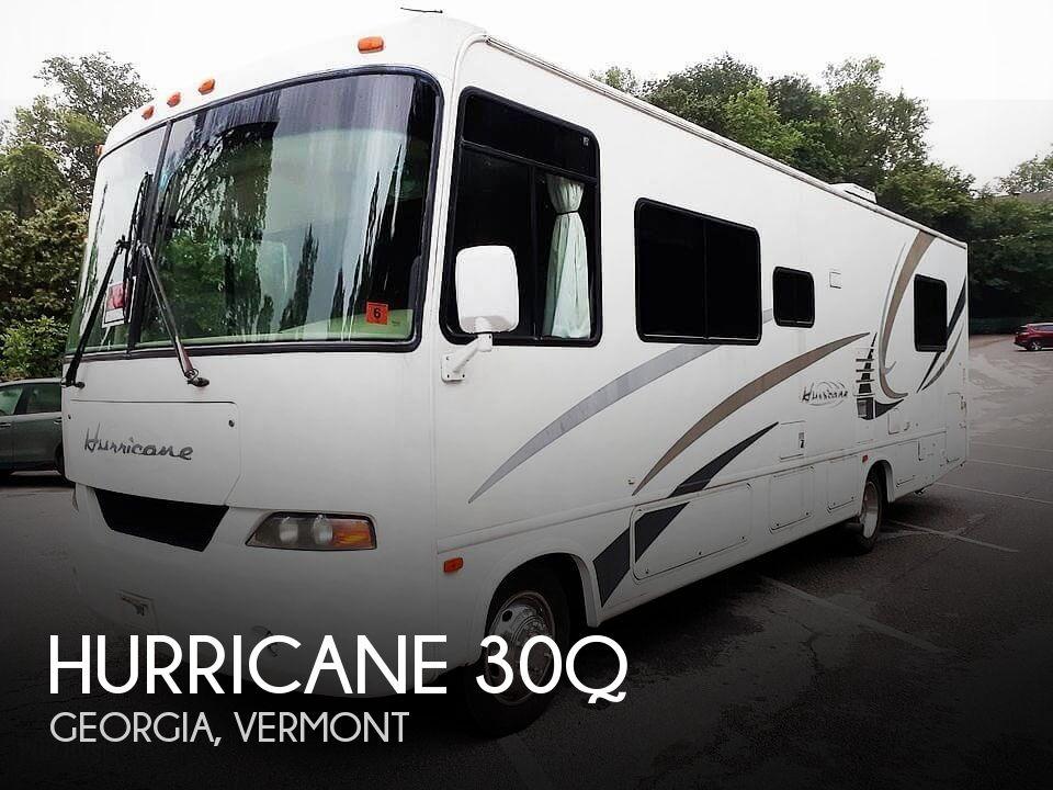 2004 Thor Motor Coach Hurricane 30Q