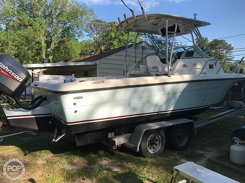 1999 Hydra-Sports boat for sale, model of the boat is 230 Seahorse & Image # 2 of 12