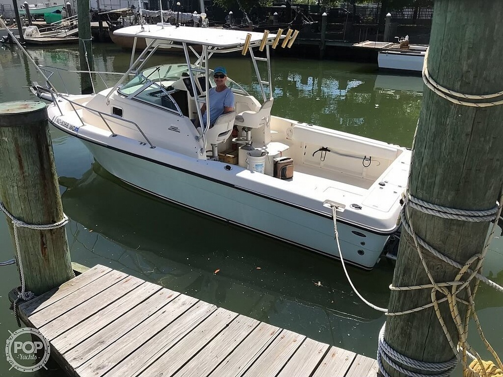 1999 Hydra-Sports boat for sale, model of the boat is 230 Seahorse & Image # 5 of 12