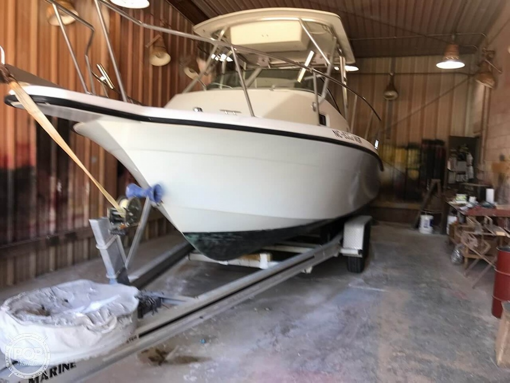 1999 Hydra-Sports boat for sale, model of the boat is 230 Seahorse & Image # 7 of 12