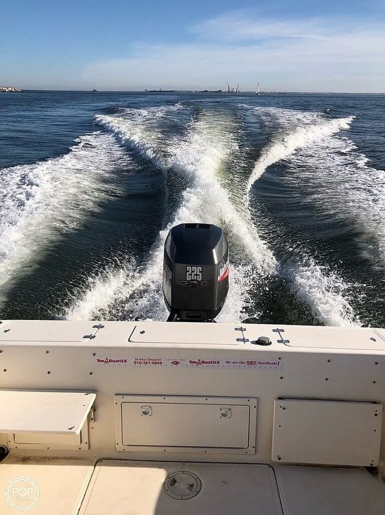 1999 Hydra-Sports boat for sale, model of the boat is 230 Seahorse & Image # 8 of 12