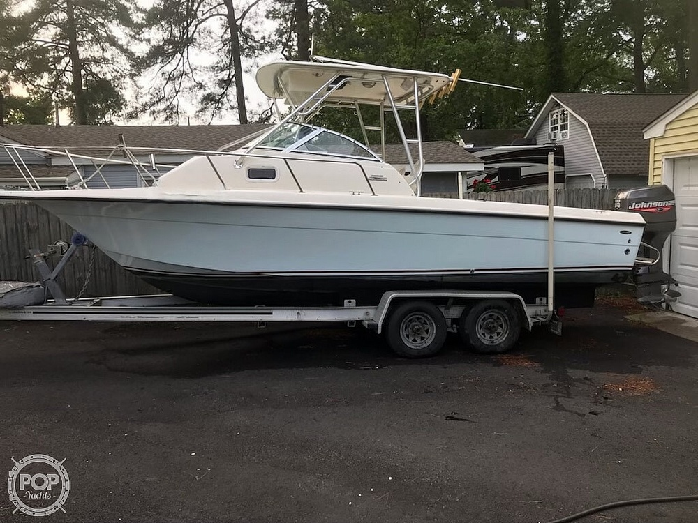 1999 Hydra-Sports boat for sale, model of the boat is 230 Seahorse & Image # 11 of 12