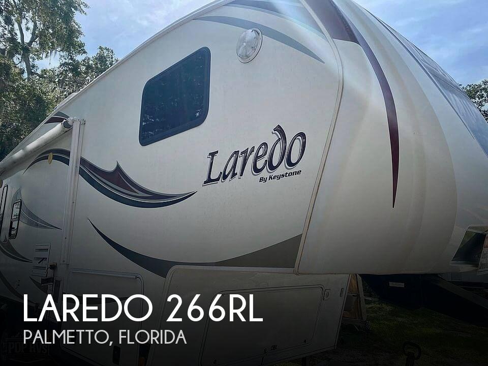 2012 Keystone Laredo 266RL