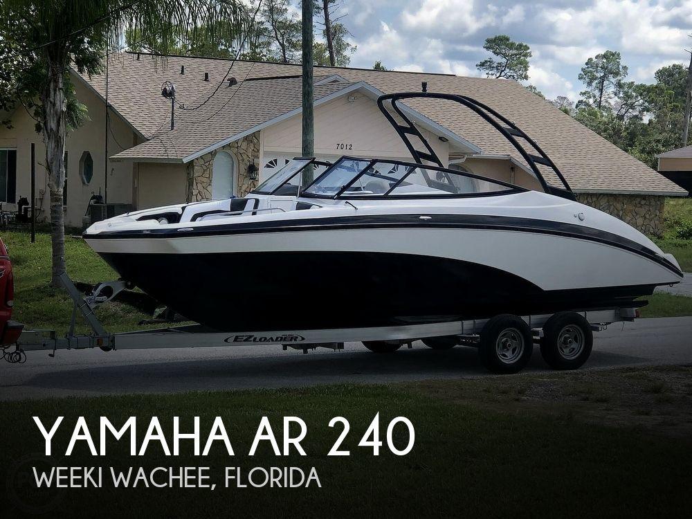 2015 Yamaha AR 240