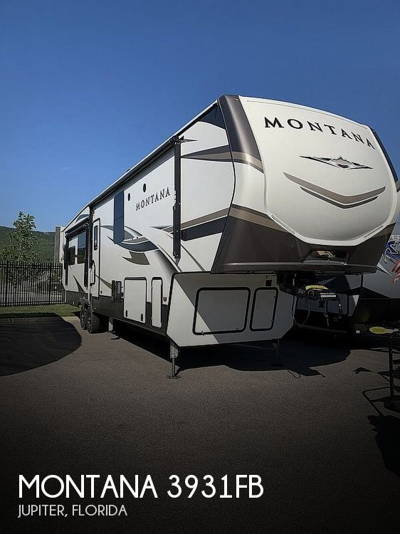 2020 Keystone Montana 3931FB