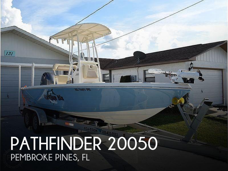 2020 Pathfinder 20050 Trs
