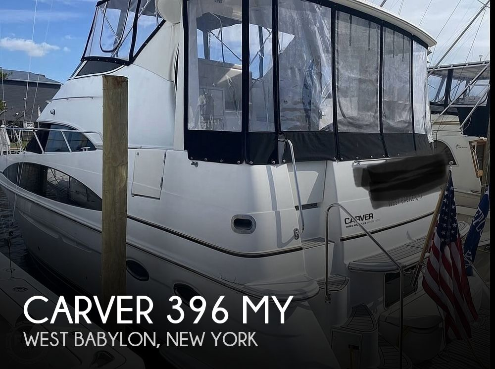 Used Boats For Sale in New Haven, Connecticut by owner   2002 Carver 396 MY