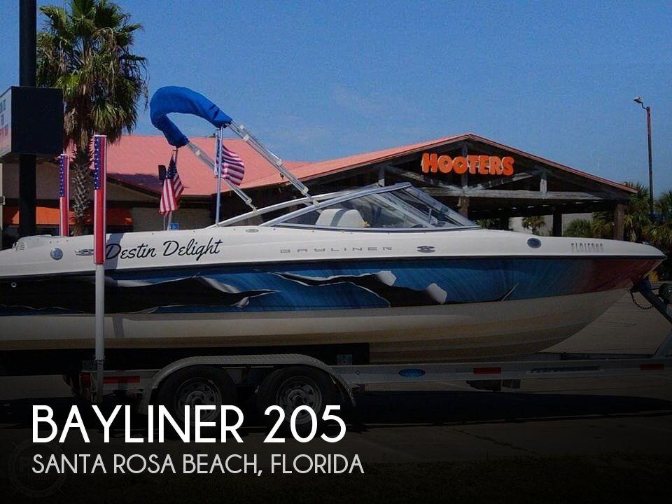 2007 Bayliner 205
