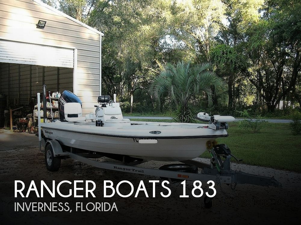 2007 RANGER BOATS 183 GHOST for sale