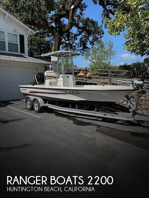 2008 Ranger Boats 22