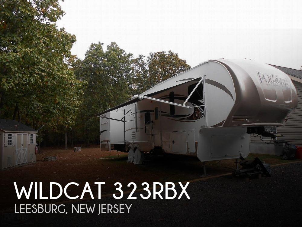 2016 Forest River Wildcat 323rbx